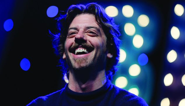 Actor Christian Borle.