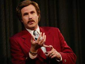 "Ron Burgundy attempts to answer the question, ""What in the hell is diversity?"""