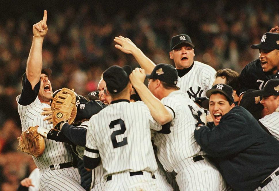 The Spirit of '96: A Yankee Vendor's World Series Memories