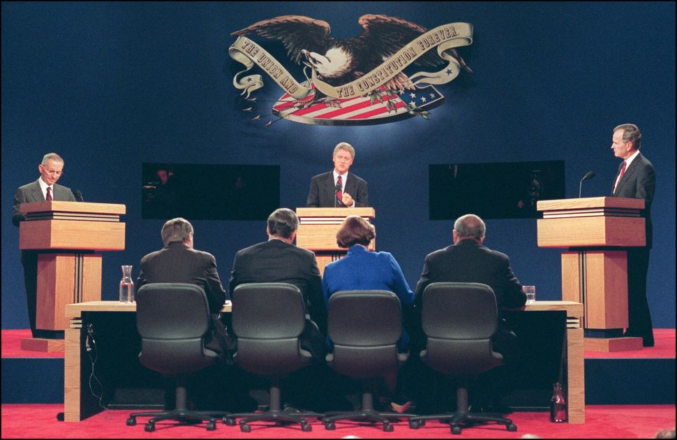 What Debates Reveal About a Candidate's Crisis Management Style