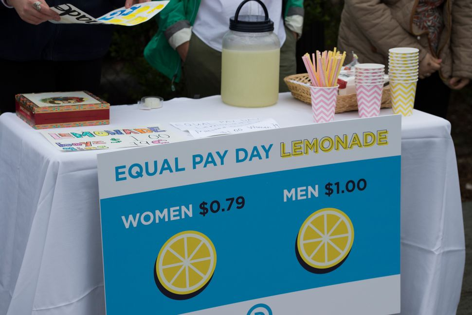 It Will Take 170 Years for Women to Be Paid the Same as Men