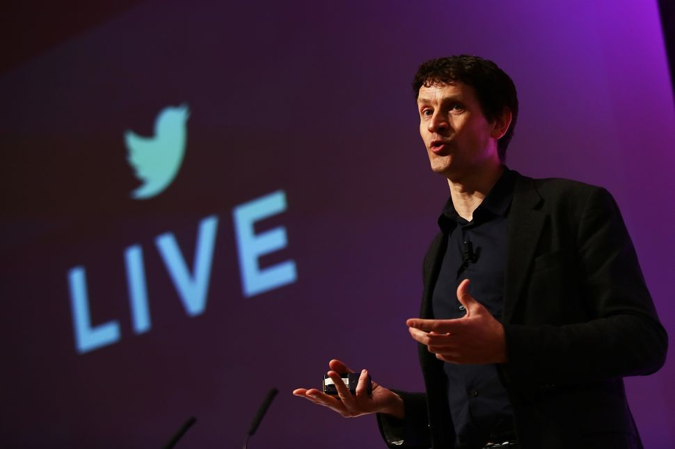 What Twitter's Streaming Experiment Means for the Future of Live TV