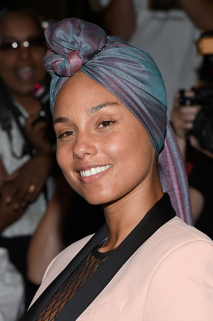 Go Makeup Free Like Alicia Keys (With Help From These Products)