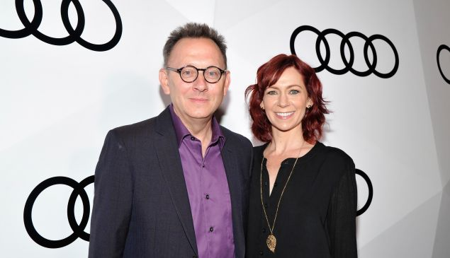 Actors Michael Emerson and Carrie Preston are heading down to Chelsea.