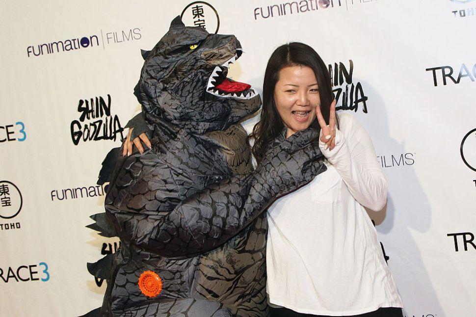 Take a Seat, Mortals, and Witness 'Shin Godzilla'