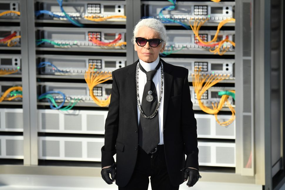 Karl Lagerfeld and Fendi: An Outrageous Match in Fashion History