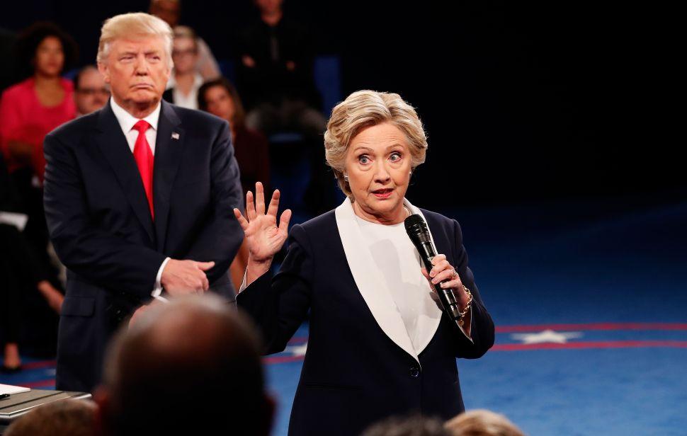 Van Jones Pegs Trump-Clinton II a 'New Low in American Democracy'