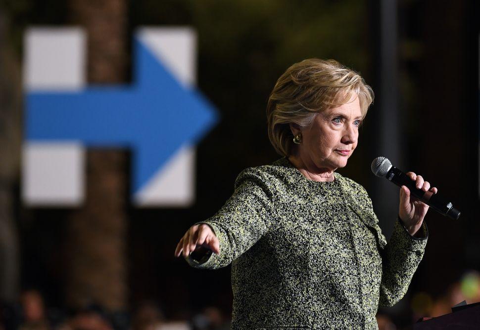 WikiLeaks Email Reveals Clinton's Machiavellian Ascent Began in 2013