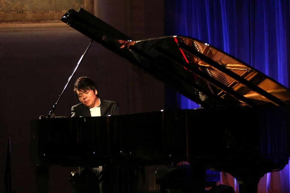 Lang Lang Foundation Raised $2.49 Million in Homage to New York Rhapsody