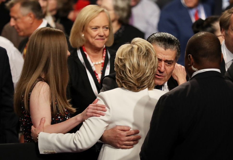 After WikiLeaks, Haim Saban Must Urge Hillary to Repudiate Israel-Hating Blumenthals