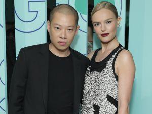 Jason Wu and Kate Bosworth.