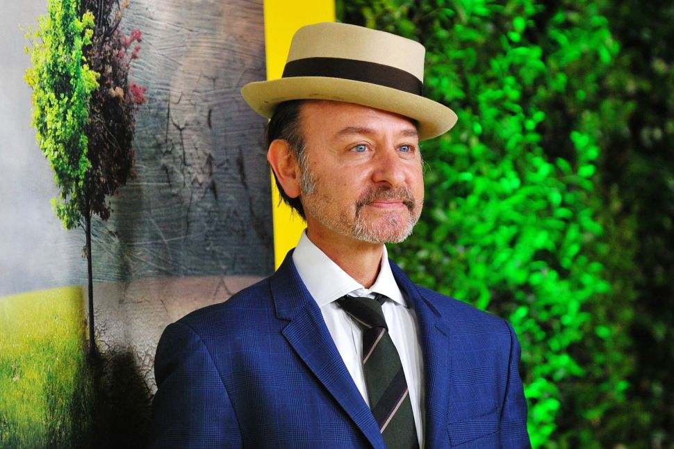Fisher Stevens: Hustling for Planet Earth