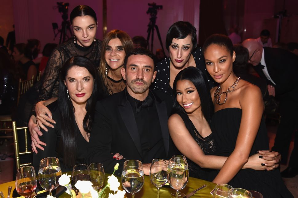 Givenchy's Riccardo Tisci Dressed 5 of His Favorite Leading Ladies