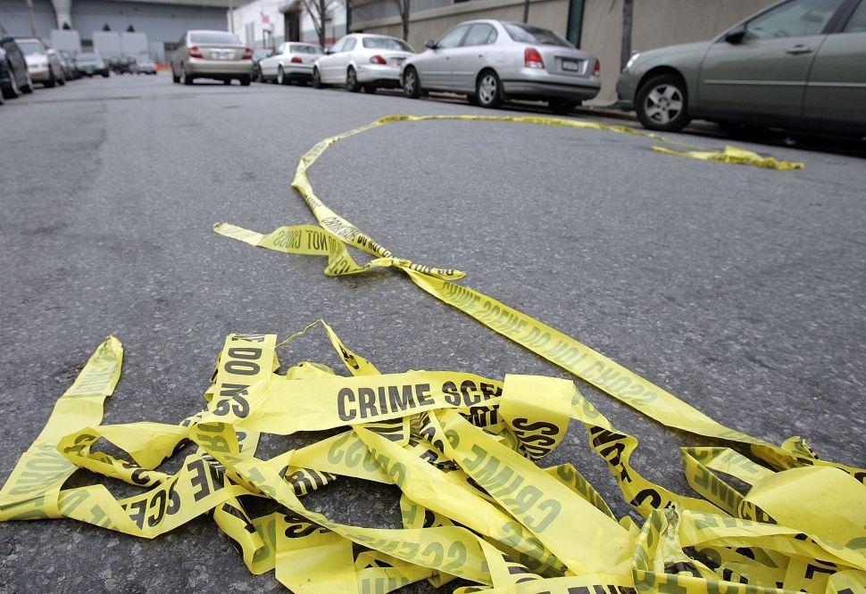 Crime Creeps Upward