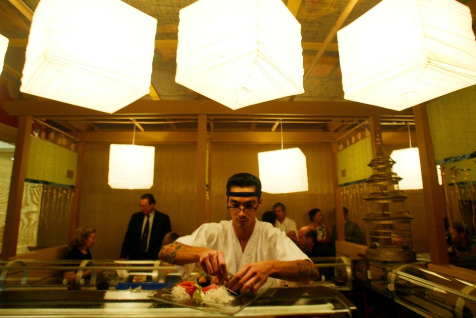 Why All New Businesses Need to Think Like a Benihana Chef