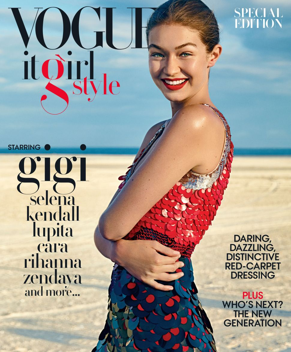 Vogue Has Written a Guide on Becoming an 'It' Girl