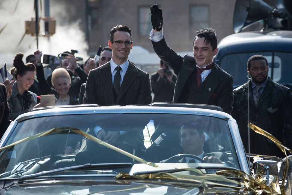 'Gotham' Reference Guide 3×05: Eddie and Oswald