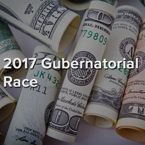 2017 Gubernatorial Race Could Be New Jersey's Most Expensive