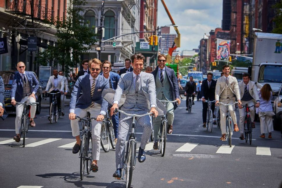 Suitsupply's Formula for High-Quality, Low-Cost Suits
