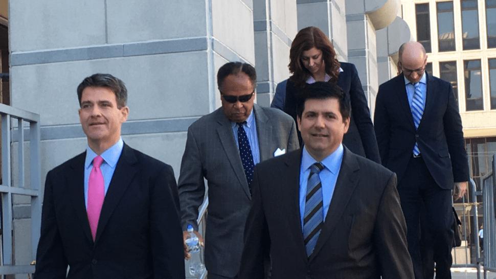 Baroni: Wildstein Was Governor Christie's 'Voice' Inside Port Authority