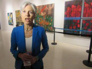 Dr. Jill Stein.