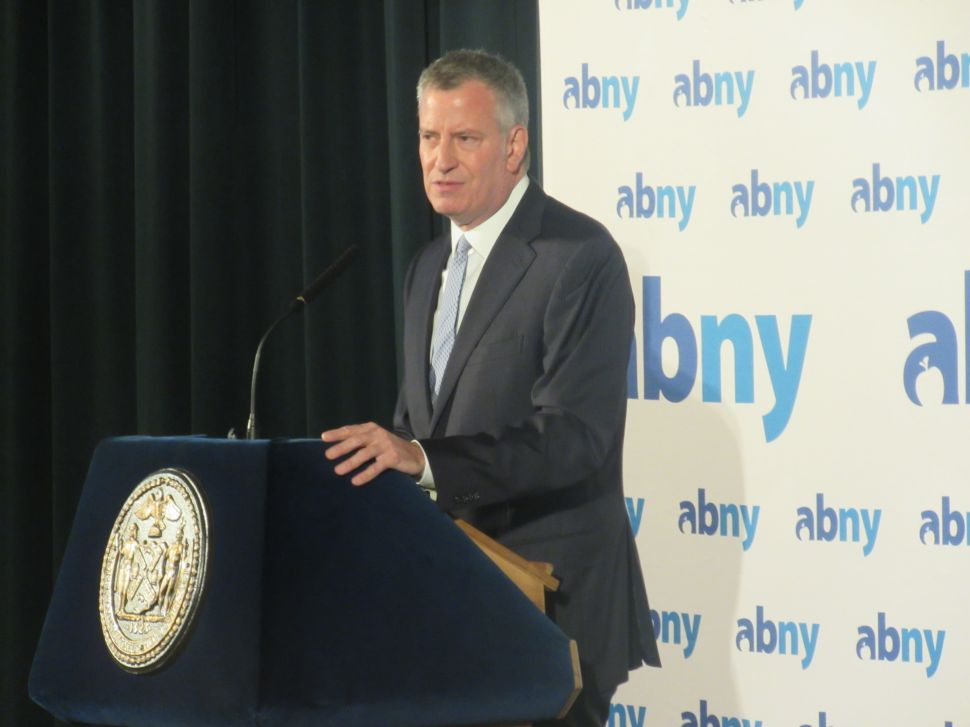 De Blasio Says 16,000 New City Employees Is 'Best Money Spent'