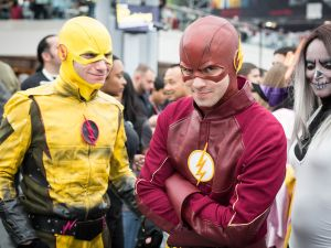 Reverse Flash and regular Flash