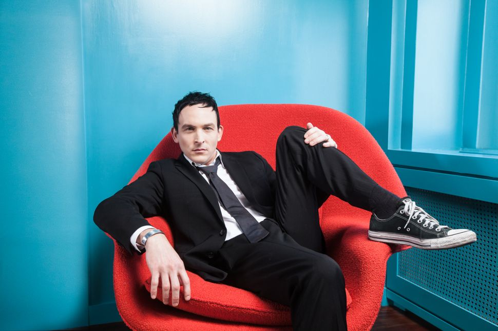 Robin Lord Taylor: The King of 'Gotham'