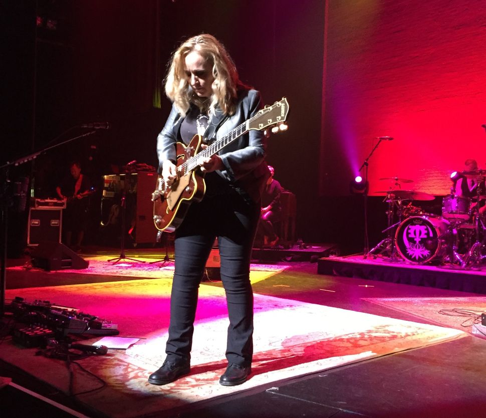 Melissa Etheridge Takes on Holy Songs at a Holy Place