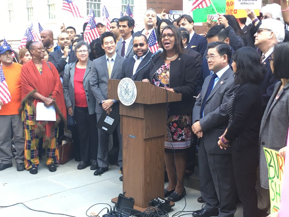 NY Pols Demand Obama Help 520K Immigrants Become Citizens So They Can Vote Next Month