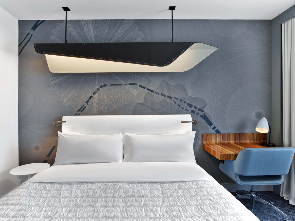 Inside the Meticulous Multimillion-Dollar Redesign of The Largest Hotel in Paris