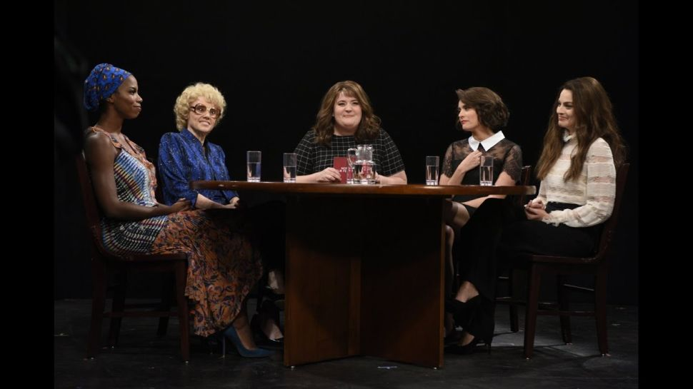 The Girls Are Back in Town: 'SNL' Busts Out