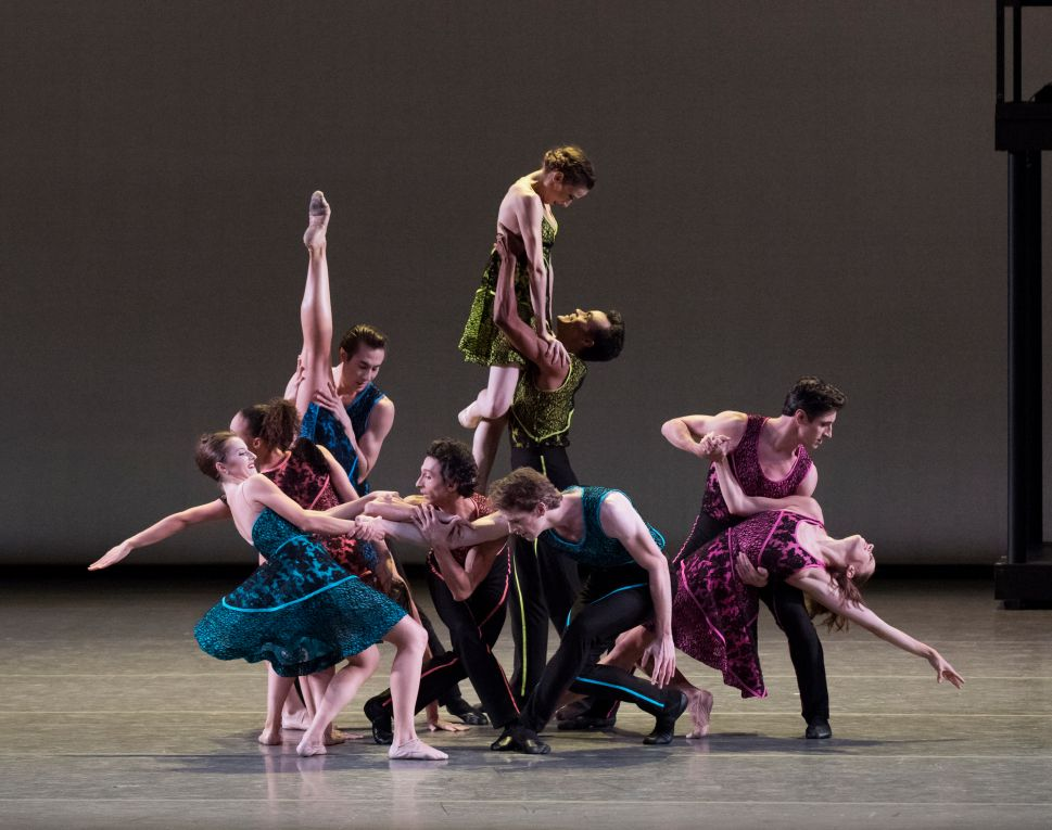 City Ballet Kicks Off the Season With a Predictable Mix of High and Lows