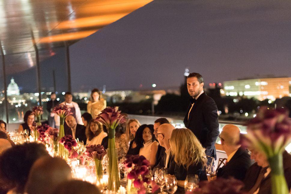Dom Pérignon Celebrates Architect David Adjaye in Washington, D.C.