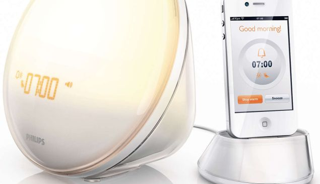 The Philips Wake-Up Light