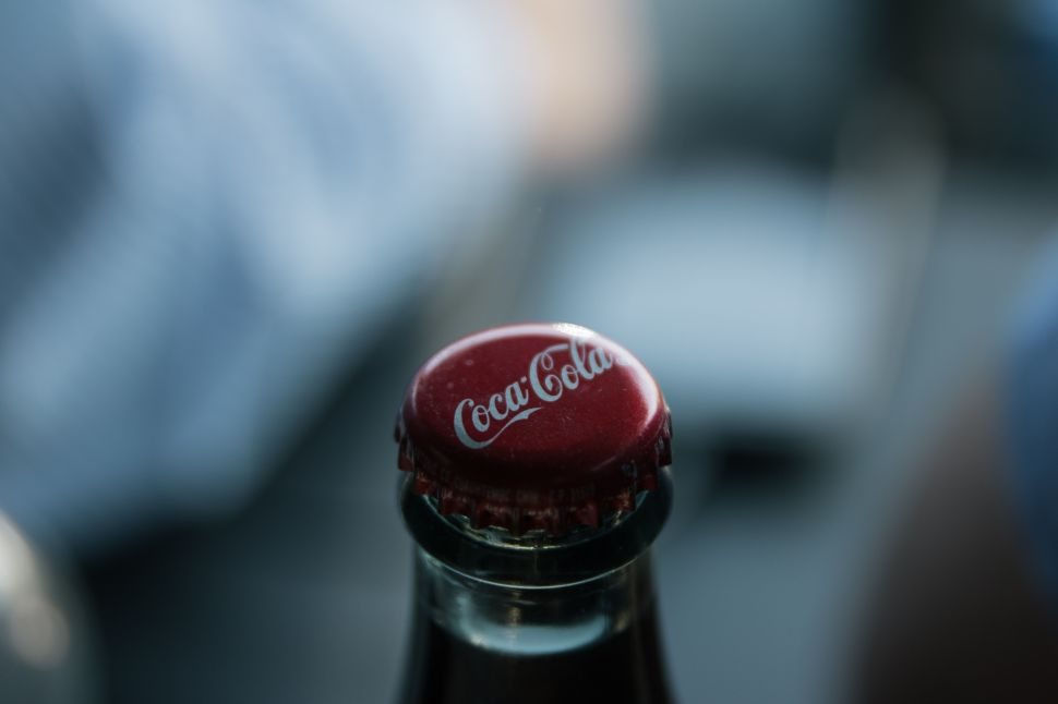 Is Coke Paying Dietitians to Tweet Against the Soda Tax?