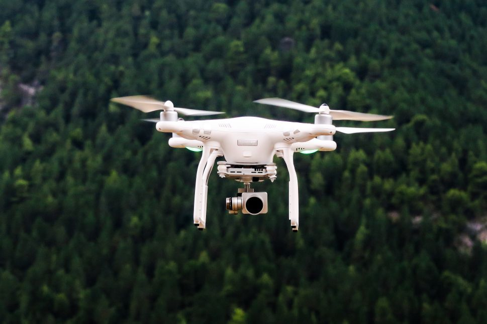 Regulation Nation: How Drone Rules Hold Back U.S. Innovators