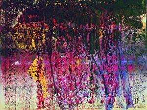 Gerhard Richter's A.B. St. James.
