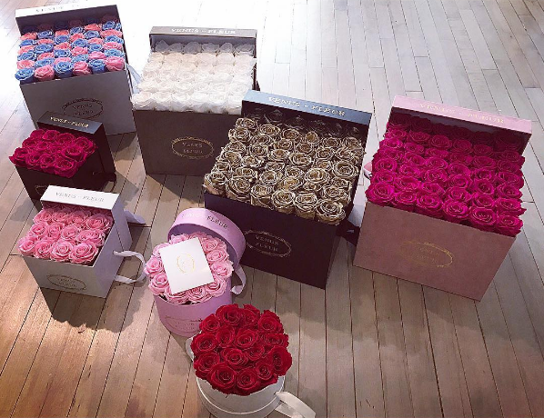 Can a Box of Roses From Venus et Fleur Really Last for a Year?
