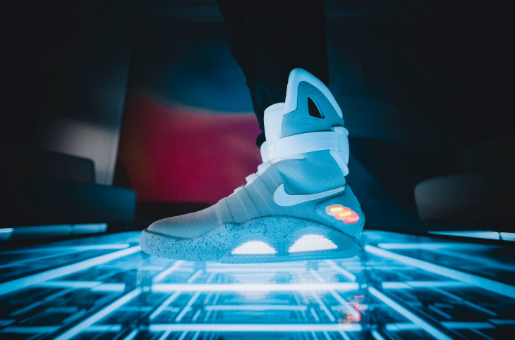 How You Can Own Marty McFly's Self-Lacing Nike Sneakers