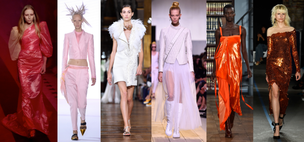 Pink, White and Orange: All the Colors You Will Be Wearing This Spring