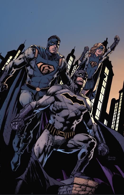'Batman' Creative Team on What Makes Gotham City More L.A. Than New York