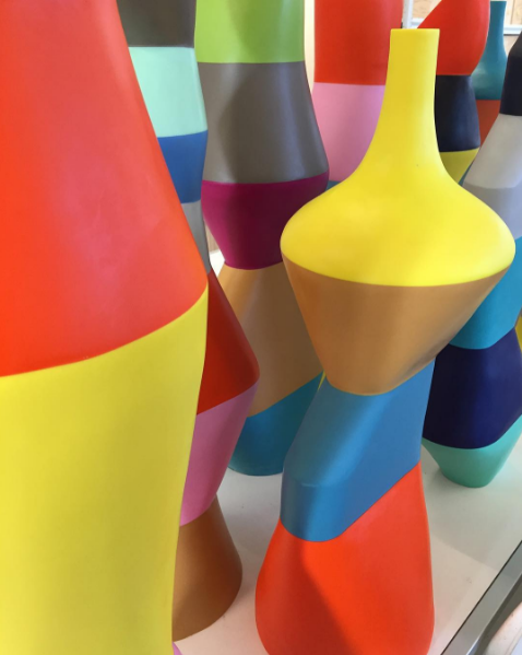Artist Stephen Ormandy's Vibrant Geometric Art is a Feast for the Eyes