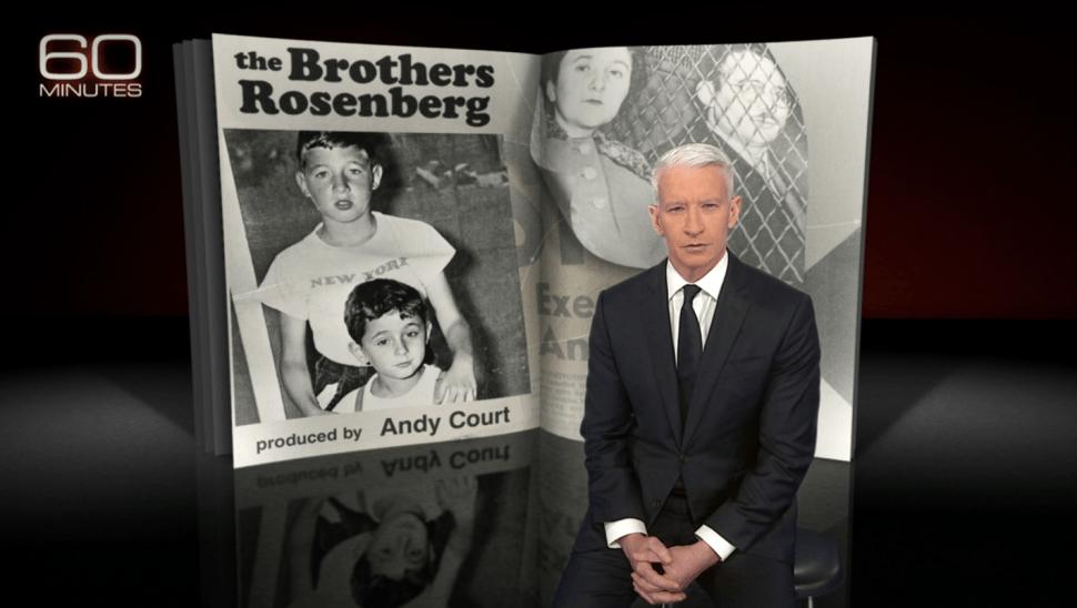 Rosenberg Lies Never Cease