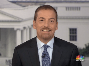 On Sunday's 'Meet the Press,' host Chuck Todd alleged multiple claims of inappropriate behavior by GOP candidate Donald Trump.