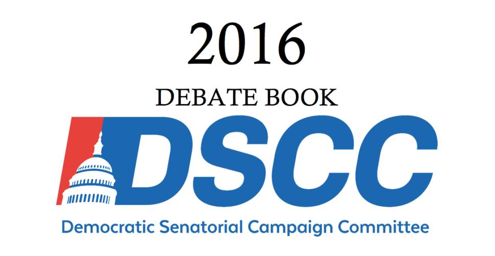 Guccifer 2.0 Leaks DSCC Debate Prep Book, Refers to Clinton as Nominee