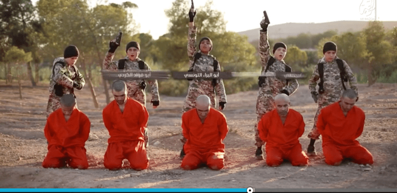 Terror Tots: We Must Prepare for the Child-Fighters of ISIS