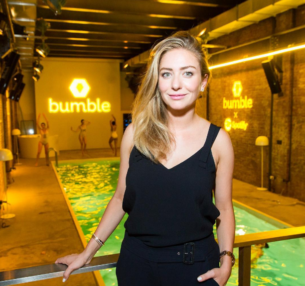 Bumble Is Becoming a Platform for Non-Creepy Networking