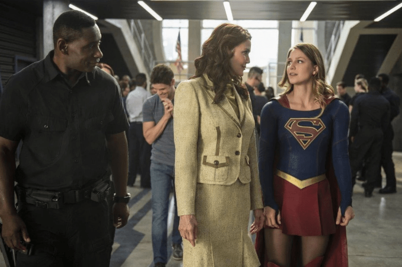'Supergirl' Recap 2×03: Welcome, Madam President (Oh, Those Words Are So Fun to Type)