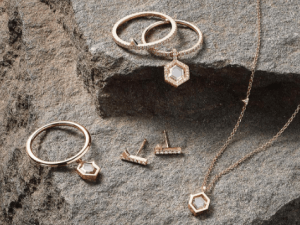 Eva Fehrens designs for Diamond Foundry XO Barneys New York.